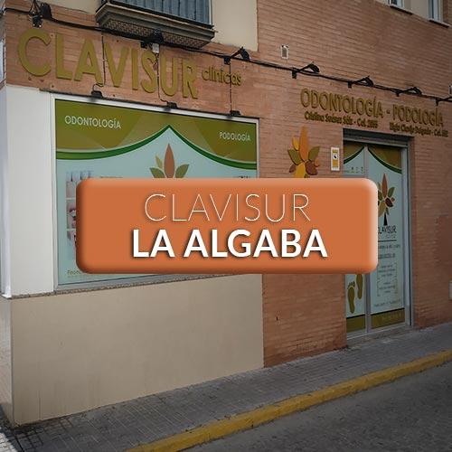 Dentistas en La Algaba · Tu clínica dental en La Algaba