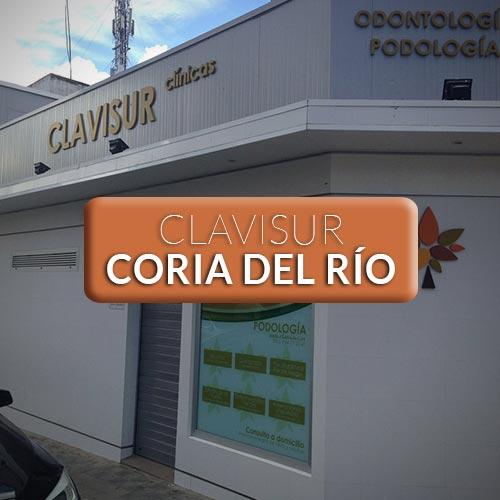 Podólogo en Coria del Río · Tu clínica podologíca en Coria del Río